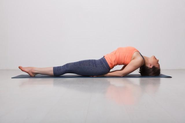 瑜伽減肥運動介紹 小方法輕松甩掉贅肉